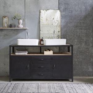 meuble salle de bain en solde la redoute. Black Bedroom Furniture Sets. Home Design Ideas