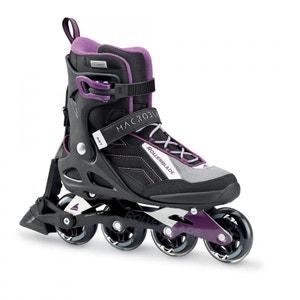 Rollerblade roller fitness macroblade 80 abt/w - 17 noir violet ROLLERBLADE