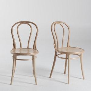 Lote de 2 cadeiras estilo bistrot, Inqaluit La Redoute Interieurs
