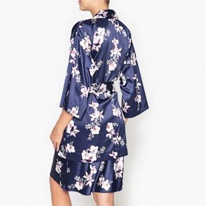 Kimono met bloemenprint La Redoute Collections