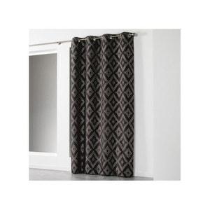 rideaux soie la redoute. Black Bedroom Furniture Sets. Home Design Ideas