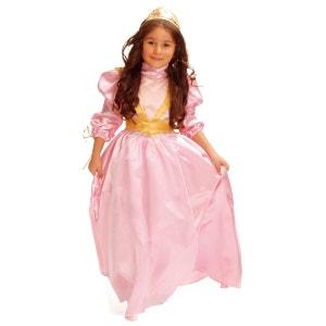 Déguisement 3 en 1 : Reine, Fée, Princesse : 5/7 ans CESAR