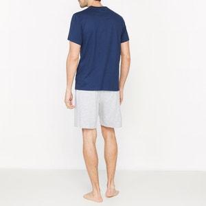 Bedrukte pyjashort met korte mouwen GASTON LAGAFFE