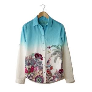 Camisa de mangas 3/4 DESIGUAL