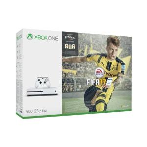 Console MICROSOFT Xbox One S 500Go Fifa 17 MICROSOFT
