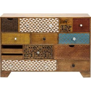 Commode Soleil 14 tiroirs Kare Design KARE DESIGN