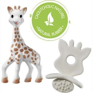 Pack de regalo Sophie la girafe + chupete mordedor So'pure SOPHIE LA GIRAFE