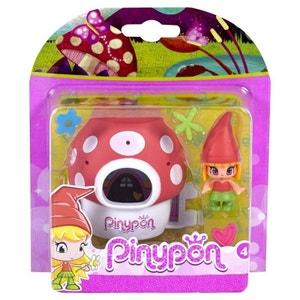 Pinypon - Figurine Elf et son Champignon Magique - FAM700012733 FAMOSA