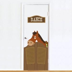 Sticker de Porte : Ranch DECOLOOPIO