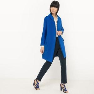 Long Polyester Coat SUNCOO