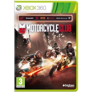Motorcycle Club XBOX 360 BIGBEN