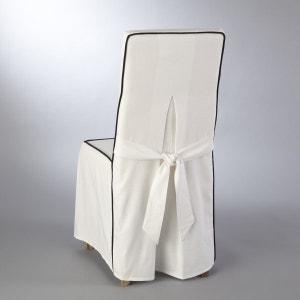 Chaise de cuisine blanche la redoute - Housse de chaise la redoute ...