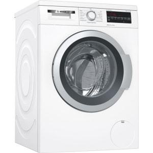Lave-linge frontal 60 cm WUQ24408FF blanc BOSCH