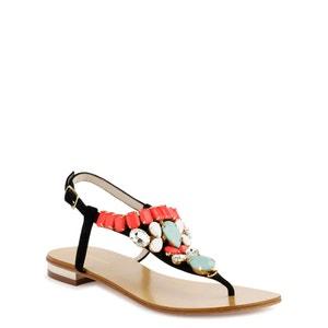 Sandalias de piel Hania COSMOPARIS