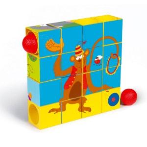 Cubes à empiler : Puzzle & Roller Coaster Cirque SCRATCH