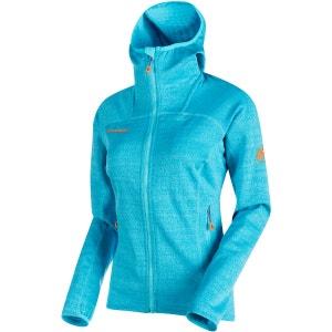 Eiswand Guide ML - Sweat-shirt - bleu/turquoise MAMMUT