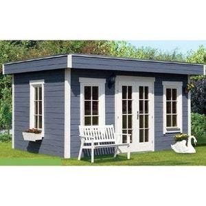 Abri de jardin toit plat | La Redoute