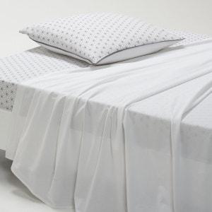 Drap Nordic, blanc La Redoute Interieurs