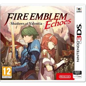 Fire Emblem Echoes : Shadows of Valentia 3DS NINTENDO