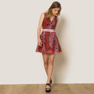 Bedrukte jurk CARVEN