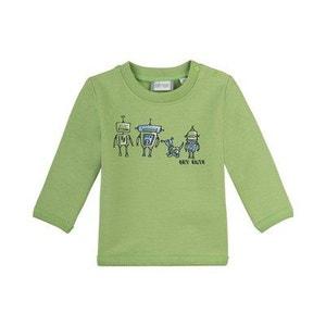 SANETTA Le sweat-shirt Robot T-shirt bébé vêtements bébé SANETTA