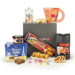 Coffret cadeau Pause gourmande - Coffret cadeau gourmand BIEN MANGER