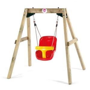 Portique en bois Baby Swing PLUM