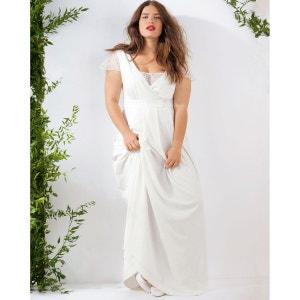 Robe longue de mariée CASTALUNA