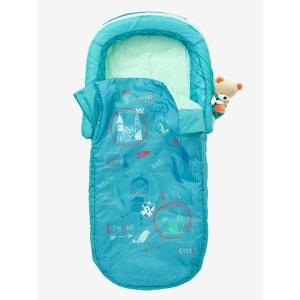 Matelas gonflable lit d 39 appoint en solde la redoute - Lit gonflable avec sac de couchage integre ...