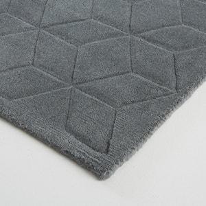 Tapis pure laine effet 3D, Falke La Redoute Interieurs
