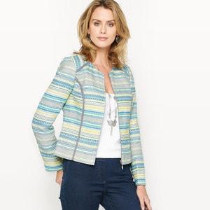 Jacquard Jacket ANNE WEYBURN