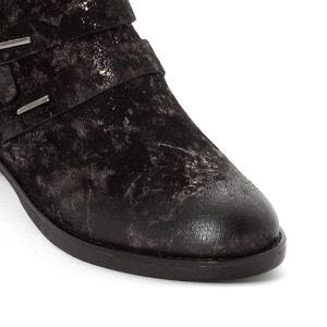 Boots cuir Gemini MJUS