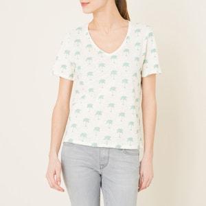 T-Shirt PALMERAIE BLUNE