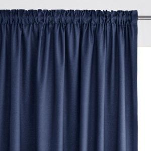 rideau bleu canard la redoute. Black Bedroom Furniture Sets. Home Design Ideas