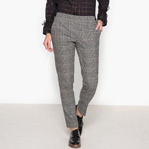 Pantalon à carreaux droit PAULINE LEON AND HARPER