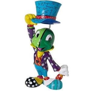 Figurine Jiminy Cricket by Roméro Britto ENESCO