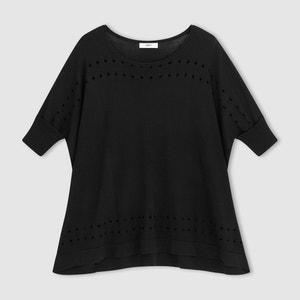 Ażurowy sweter SUNCOO