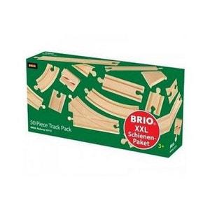 33772 Pack de rails 50 pieces BRIO