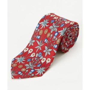 Cravate en soie à motif floral Joe Browns Homme JOE BROWNS