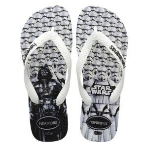 Tong H.Star Wars White/White HAVAIANAS