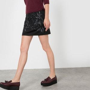 Minifalda moldeadora con bordados MOLLY BRACKEN