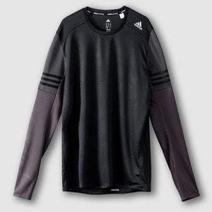 T-shirt de running em matéria técnica Climalite® ADIDAS