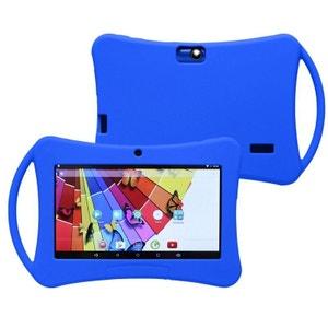 Tablette enfant 7 pouces Android 5.1 Bluetooth Quad Core 8Go Bleu Yonis