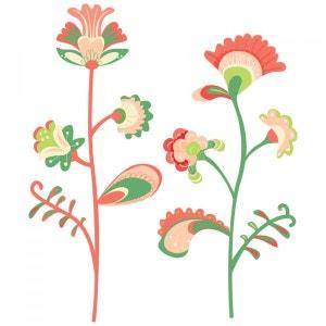 Stickers Enfant : Grandes fleurs de Russie DECOLOOPIO