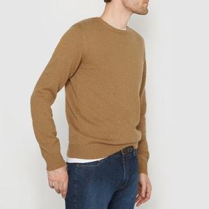 Jersey de cuello redondo 100% lana lambswool R essentiel