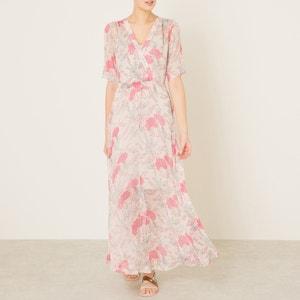 Langes Kleid, bedruckt STELLA FOREST
