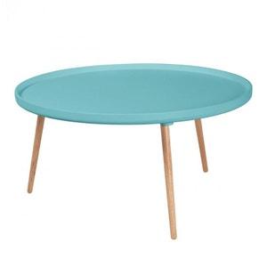 table ronde 90cm la redoute. Black Bedroom Furniture Sets. Home Design Ideas