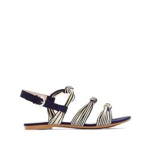 Sandálias, detalhe fios atados La Redoute Collections