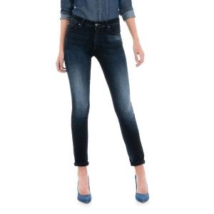 Jeans taille haute effet Push Up - Wonder Push up SALSA