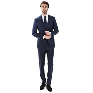 Costume cintré en pure laine Super 110's Vitale Barberis Canonico BRUCE FIELD